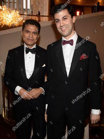 Editorial image of Lincoln Center 60th Anniversary Diamond Jubilee Gala, New York, USA - 05 May 2019