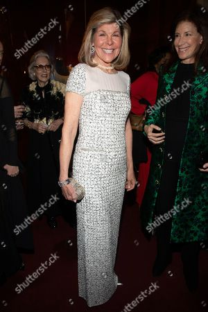 Jamee Gregory attends the Lincoln Center for the Performing Arts 60th Anniversary Diamond Jubilee Gala at Hearst Plaza, in New York