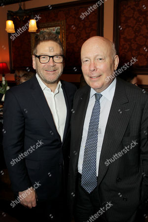 """Editorial photo of New York Premiere of Sony Pictures Classics """"ALL IS TRUE"""" - After Party held at Feinstein's / 54 Below, New York, USA - 05 May 2019"""