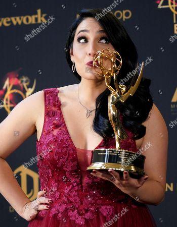 Stock Picture of Alejandra Oraa