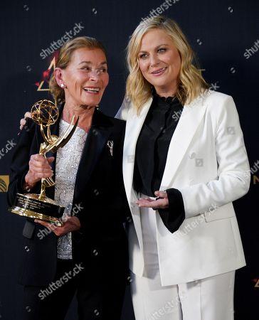 Judy Sheindlin, Amy Poehler
