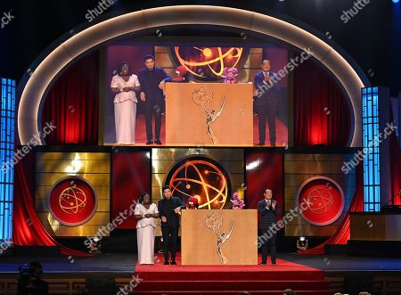 Editorial image of 46th Annual Daytime Emmy Awards - Show, Pasadena, USA - 05 May 2019