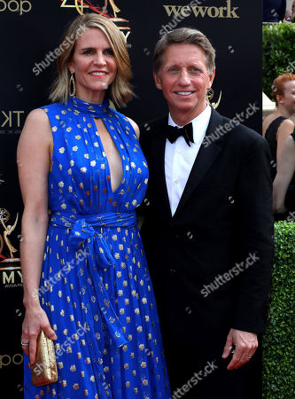 Colleen Bell and Brad Bell