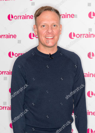 Editorial picture of 'Lorraine' TV show, London, UK - 06 May 2019