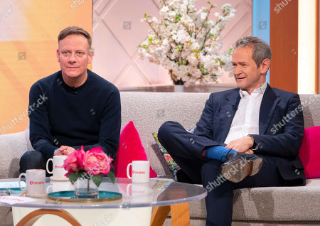 Editorial image of 'Lorraine' TV show, London, UK - 06 May 2019