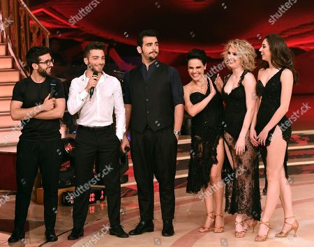 Editorial picture of 'Dancing with the stars' TV show, Rome, Italy - 04 May 2019