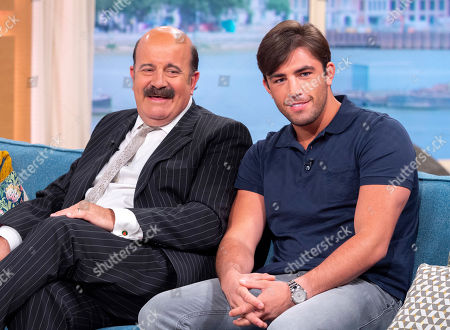 Stock Picture of Willie Thorne, Jack Fincham