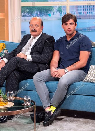 Editorial image of 'This Morning' TV show, London, UK - 06 May 2019