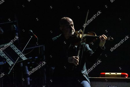 Editorial image of Premiata Forneria Marconi in concert, Milan, Italy - 05 May 2019