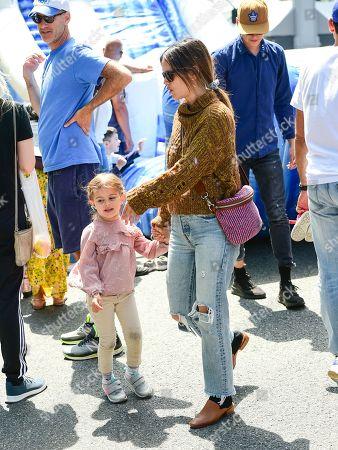 Rachel Bilson and daughter Briar Rose Christensen