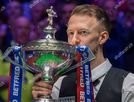 Editorial photo of Betfred World Championships, Snooker, Day Seventeen, The Crucible Theatre, Sheffield, UK, 06 May 2019