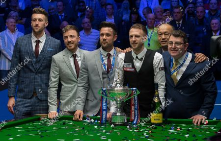 Editorial image of Betfred World Championships, Snooker, Day Seventeen, The Crucible Theatre, Sheffield, UK, 06 May 2019