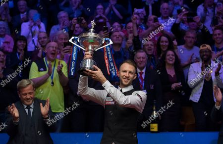 Editorial picture of Betfred World Championships, Snooker, Day Seventeen, The Crucible Theatre, Sheffield, UK, 06 May 2019