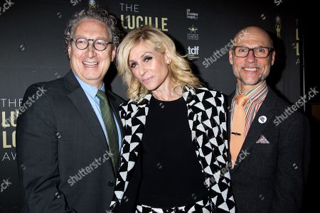 Bernard Telsey, Judith Light, Will Cantler