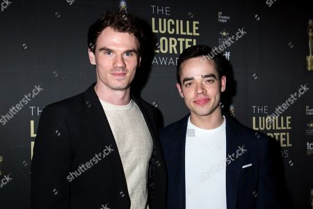 Editorial image of 34th Annual Lucille Lortel Awards, Arrivals, New York - 05 May 2019