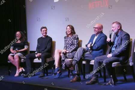 Editorial image of Netflix FYC Screening of 'Bodyguard', New York, USA - 05 May 2019