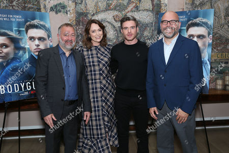 Editorial photo of Netflix FYC Screening of 'Bodyguard', New York, USA - 05 May 2019