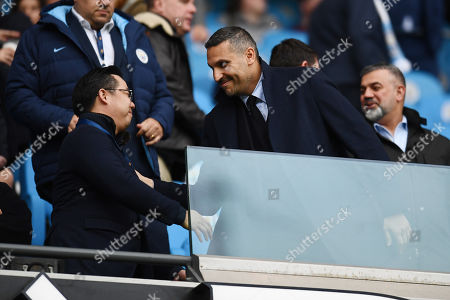 Editorial picture of Manchester City v Leicester City, Premier League, Football, Etihad Stadium, Manchester, UK - 06 May 2019