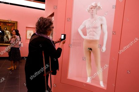 Editorial photo of Met Museum Costume Institute exhibit Camp: Notes on Fashion preview, New York, USA - 06 May 2019