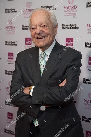 Editorial photo of The Matrix Awards, New York, USA - 06 May 2019