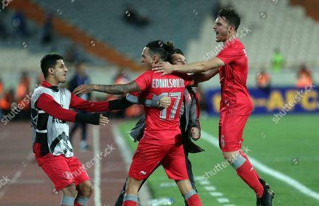 Editorial image of Esteghlal FC vs Al-Duhail SC, Tehran, Iran (Islamic Republic Of) - 06 May 2019