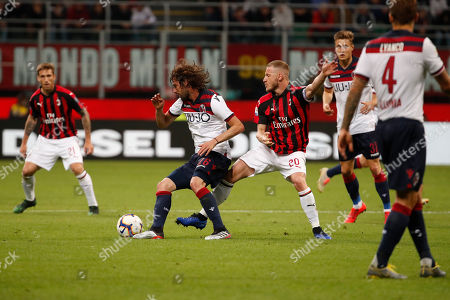 Editorial picture of Soccer Serie A, Milan, Italy - 06 May 2019