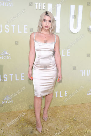 Editorial picture of 'The Hustle' film premiere, Arrivals, Pacific Cinerama Dome, Los Angeles, USA - 08 May 2019