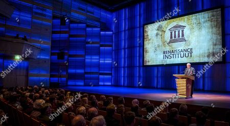 Vaclav Klaus, former President of the Czech Republic attends the annual lecture of the Renaissance Institute, the scientific office of Dutch party Forum for Democracy in Amsterdam, The Netherlands, 06 May 2019. The Renaissance Instituut is a think tank.