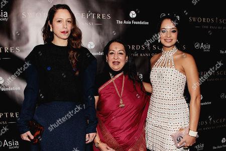 Jodhi May, Swati Bhise, Devika Bhise