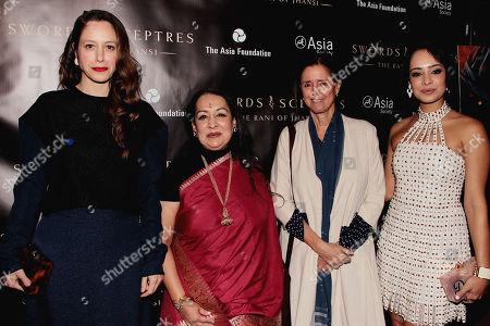 Jodhi May, Swati Bhise, Julie Taymor, Devika Bhise
