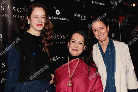 Jodhi May, Swati Bhise, Julie Taymor