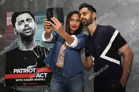 Editorial picture of 'Patriot Act' with Hasan Minaj Screening and Q&A, Los Angeles, USA - 06 May 2019