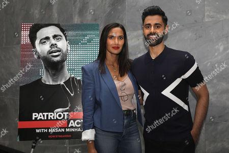 Editorial image of 'Patriot Act' with Hasan Minaj Screening and Q&A, Los Angeles, USA - 06 May 2019