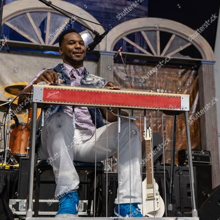 Stock Picture of Robert Randolph - 4th May