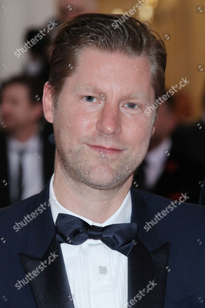 Stock Picture of Christopher Bailey