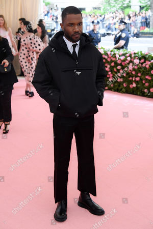 Stock Picture of Frank Ocean