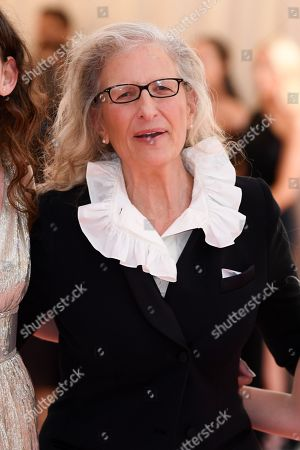 Stock Photo of Annie Leibovitz