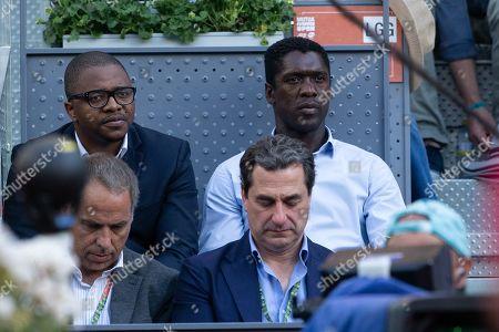 Editorial image of Mutua Madrid Open, Tennis, La Caja Magica, Madrid, Spain - 12 May 2019