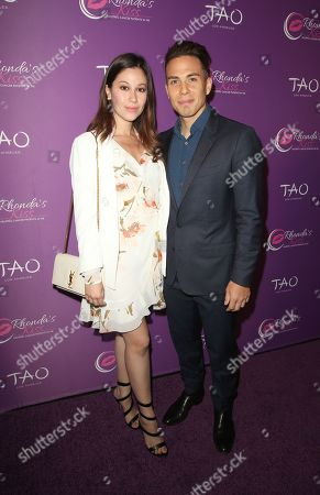 Editorial picture of Rhonda's Kiss Hosts Good Fortune Gala at TAO, Arrivals, Los Angeles, USA - 06 May 2019