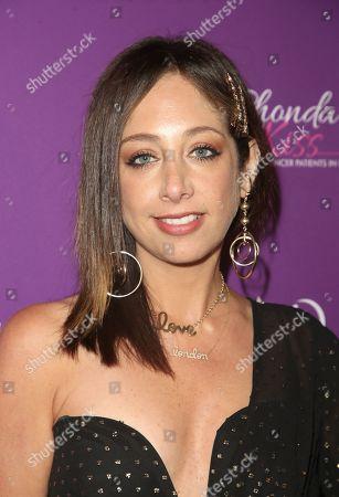 Editorial photo of Rhonda's Kiss Hosts Good Fortune Gala at TAO, Arrivals, Los Angeles, USA - 06 May 2019