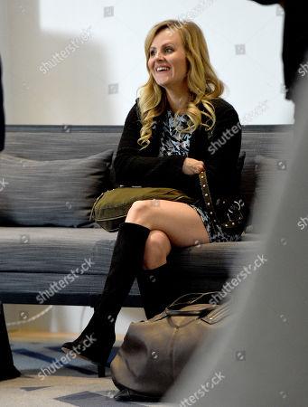 Tina O'Brien who plays Sarah Platt