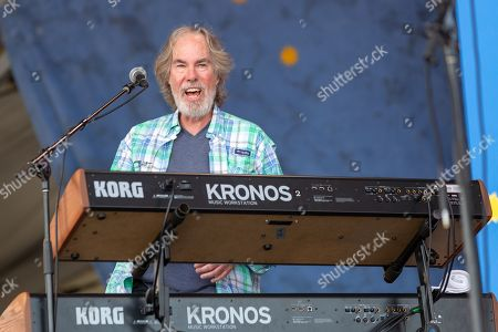 Stock Picture of Little Feat - Bill Payne