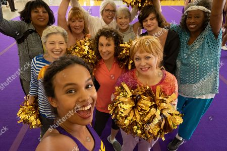 Alisha Boe, Phyllis Somerville, Rhea Perlman as Alice, Jacki Weaver as Sheryl, Pam Grier as Olive, Patricia French as Phyllis, Diane Keaton as Martha, Ginny MacColl as Evelyn, Charlie Tahan and Carol Sutton as Ruby Jenkins