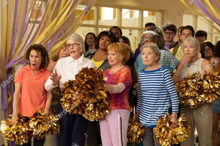 Rhea Perlman as Alice, Patricia French as Phyllis, Diane Keaton as Martha, Pam Grier as Olive, Jacki Weaver as Sheryl, Phyllis Somerville, Carol Sutton as Ruby Jenkins and Ginny MacColl as Evelyn