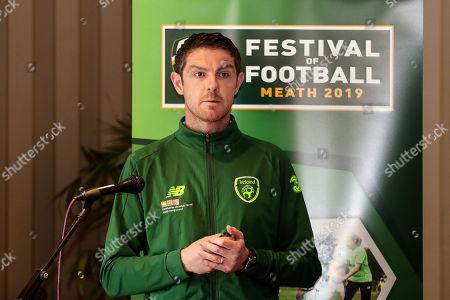 Stock Photo of Football Development Officer Barry Ferguson