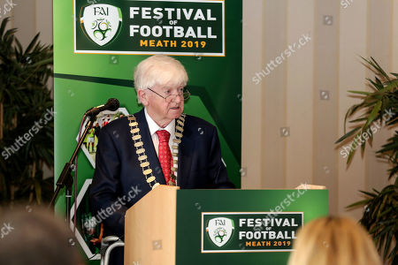 Stock Image of Meath County Council member Tom Kelly
