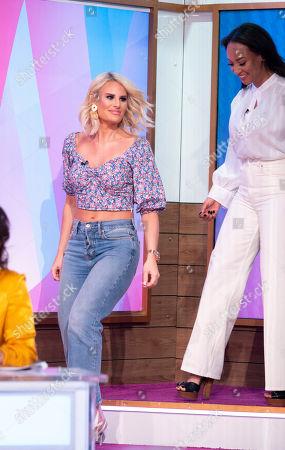 Editorial photo of 'Loose Women' TV show, London, UK - 07 May 2019