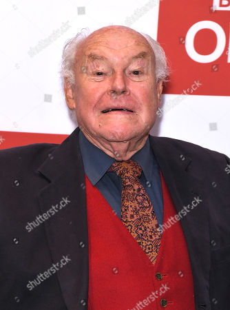 Stock Image of Timothy West