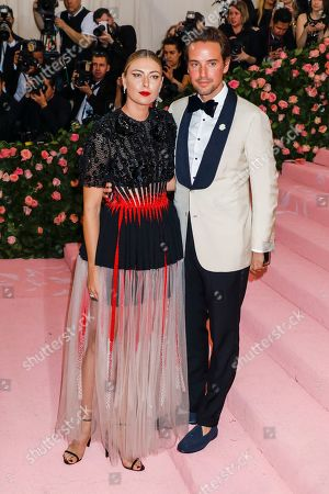 Editorial picture of Costume Institute Benefit celebrating the opening of Camp: Notes on Fashion, Arrivals, The Metropolitan Museum of Art, New York, USA - 06 May 2019