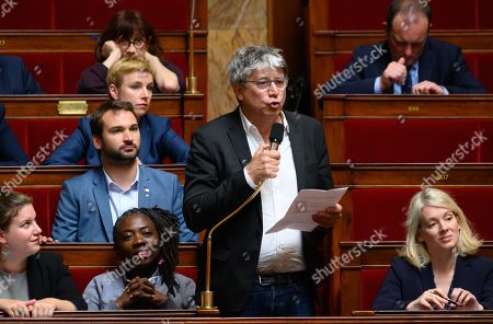 Editorial picture of National Assembly Questions, Paris, France - 07 May 2019